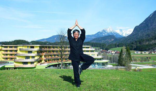 Yoga vakantie Oostenrijk